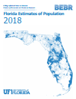 Florida Estimates of Population 2018